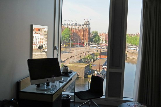 DoubleTree by Hilton Hotel Amsterdam Centraal Station: Room 425