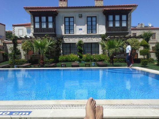 Imren Han Hotel & Mansions: Huzur