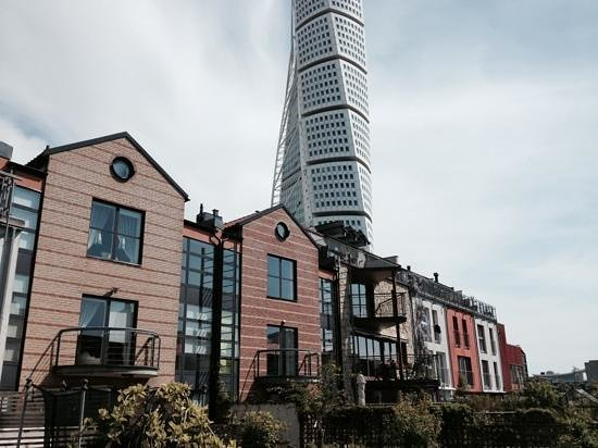 HSB Turning Torso: la tour et son quartier écolo