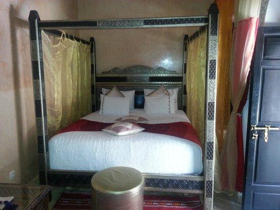 Riad Princesse du Desert: Suite Rubis!