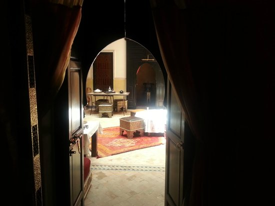 Riad Princesse du Desert: Beautiful riad!