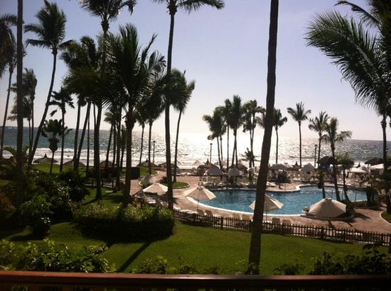 Pueblo Bonito Mazatlan: the view from my room