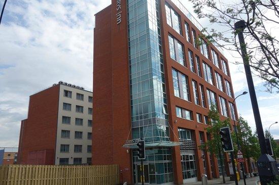 Jurys Inn Sheffield: The Hotel