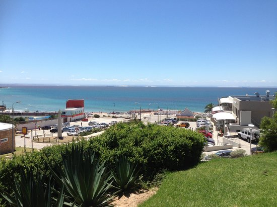Chapman Hotel: view