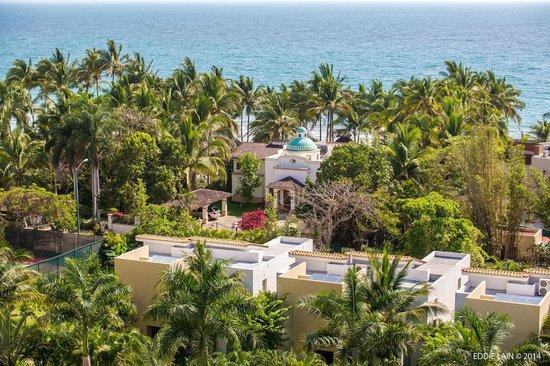Marival Residences Luxury Resort: Nice view!