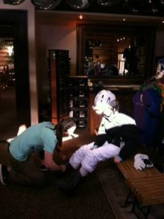 Christy Sports Ski and Snowboard: Boot Fitting