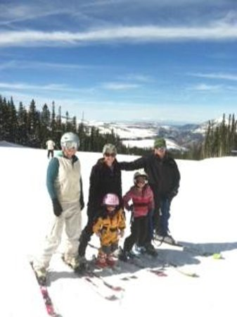Christy Sports Ski and Snowboard: Telluride Mountain