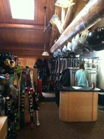 Christy Sports Ski and Snowboard: Telluride Ski Rental