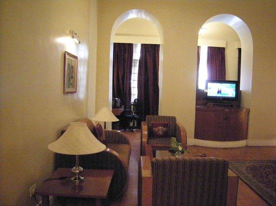 Vivanta by Taj - Connemara, Chennai: My Suite