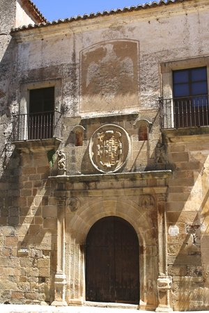 Old Town of Cáceres: Escudo