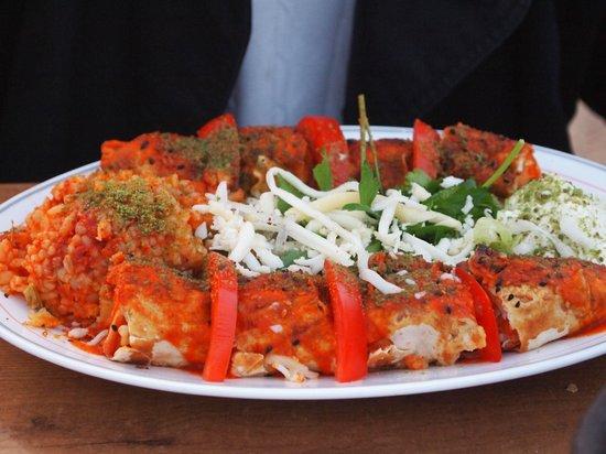 Doy Doy Restaurant: kebap