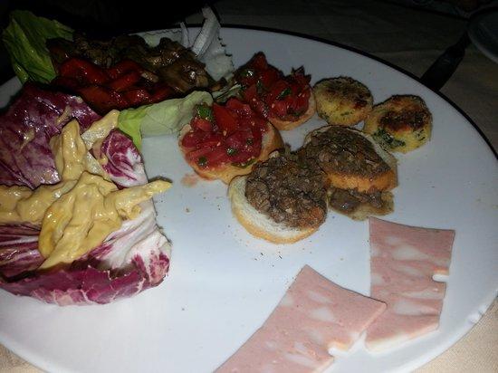 Ristorante La Giostra : Appetizers