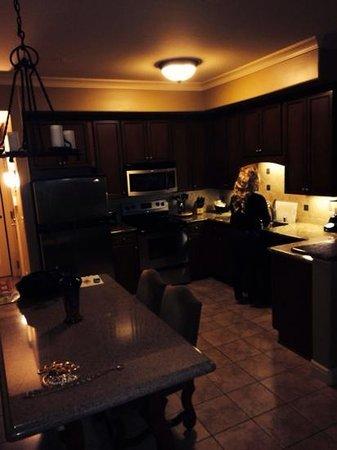 Vino Bello Resort: kitchen