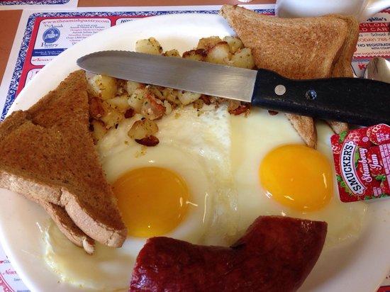 Tom's Kitchen: Try the kielbasa!