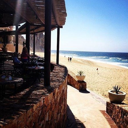 Grand Solmar Land's End Resort & Spa: By Restaurant La Roca