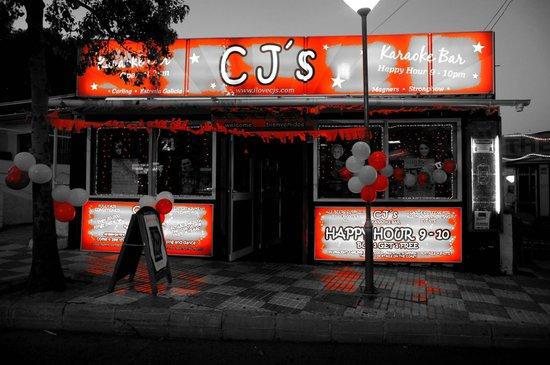 Cj's Karaoke Bar