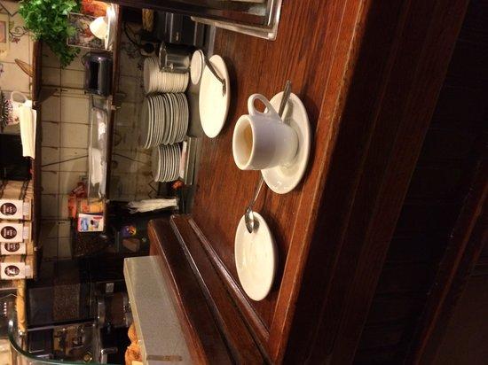 Meson del Cafe: I caffè