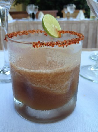 Casa Velas: tamarind margarita at chef's dinner