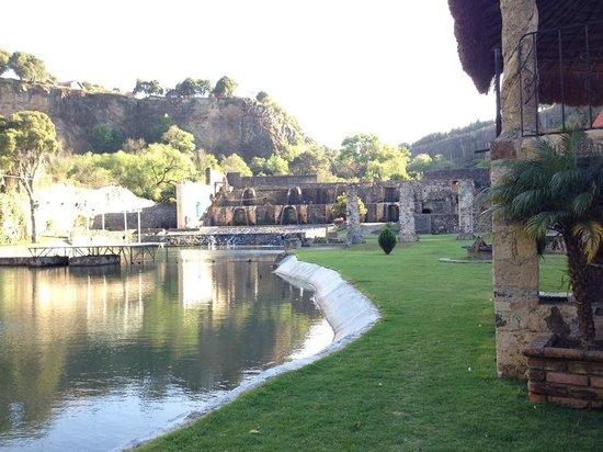 Hacienda Santa Maria Regla : Ex hacienda