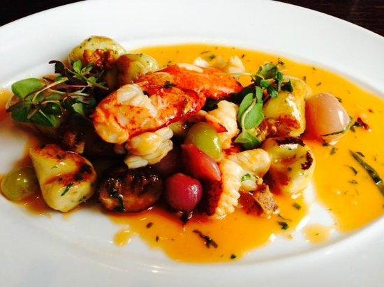 Deuxave: Lobster Gnocchi