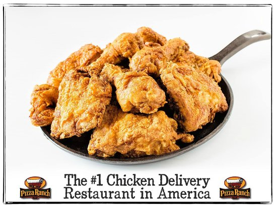 Pizza Ranch: Our Chicken is Awesome!