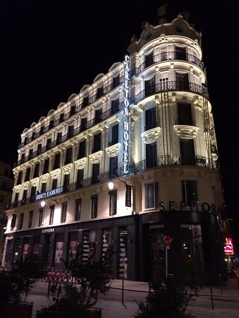 Hotel Carlton Lyon - MGallery Collection: Nice and central