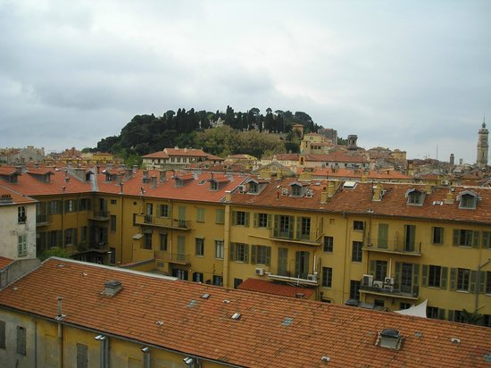 Campanile Nice Centre - Acropolis : View from Hotel Room