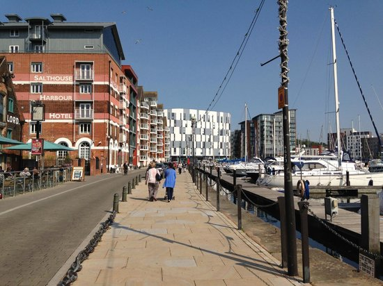 Food Places In Ipswich Town Centre