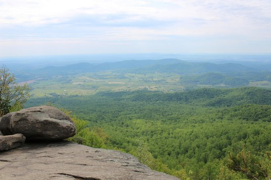 Old Rag Mountain Hike: Lots to see