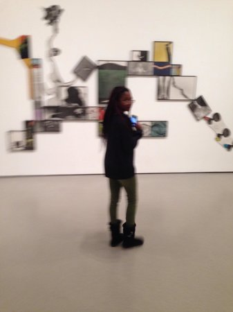 The Museum of Modern Art (MoMA) : Me again