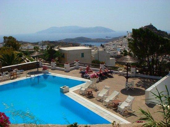 Skala Hotel : pool