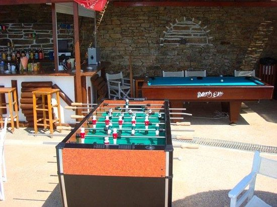 Skala Hotel: game area