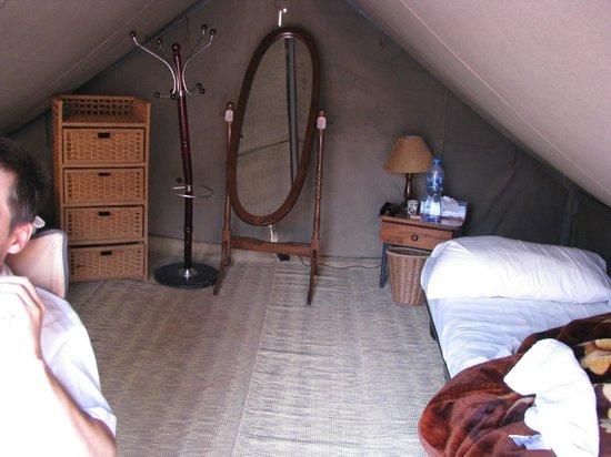 "King Aretas IV Luxury Camp: Палатка ""стандарт"""