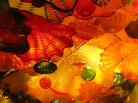 Morean Art Center: Classic Chihuly
