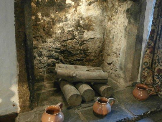 Tudor Merchant's House: kitchen