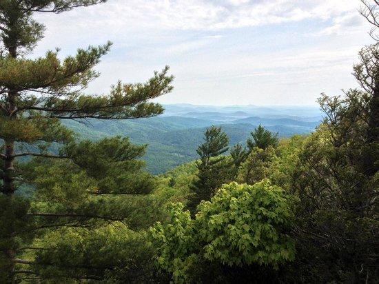 Old Rag Mountain Hike: Shenandoah valley