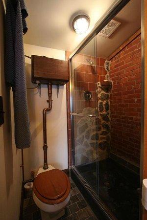 Triple Creek Lodge: Elk Creek Private Bath