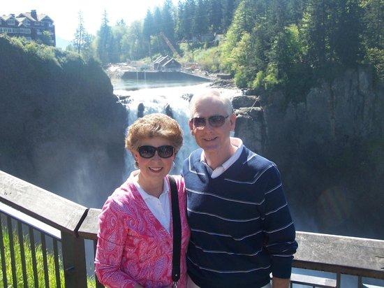 Snoqualmie Falls: Splendid!