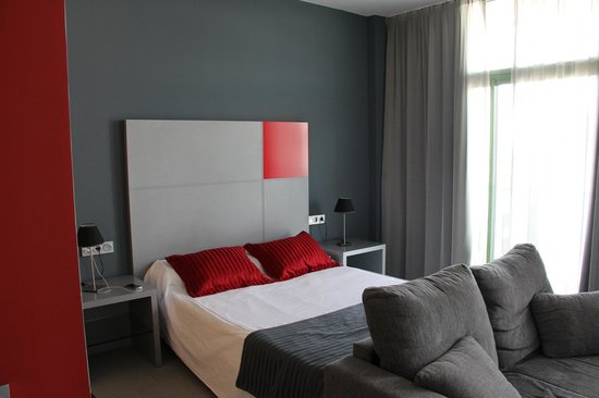 Four Elements Suites: chambre