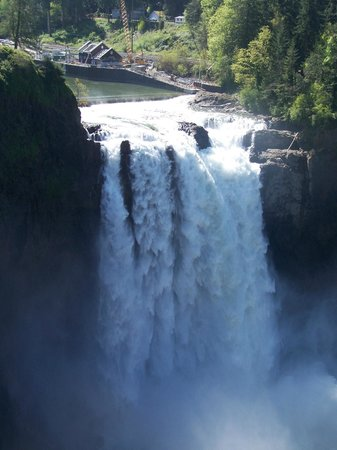 Snoqualmie Falls : Awesome!