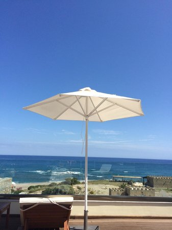 Boutique 5 Hotel & Spa: View from the pool