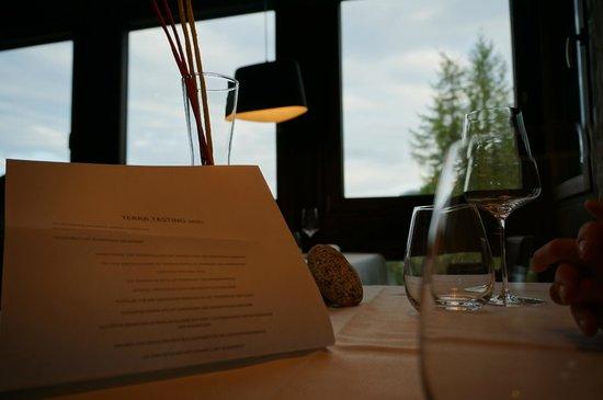 Hotel Auener Hof: Menue