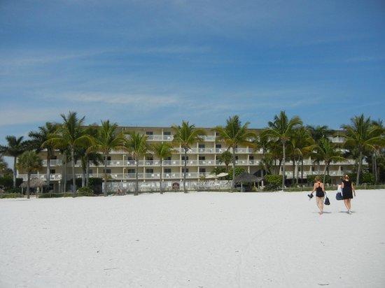 Best Western Plus Beach Resort: Aussenansicht