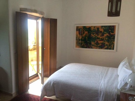Villa Pedra Natural Houses: Wondeful place to sleep with balcony