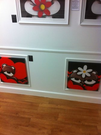 Garry Floyd Fine Art Gallery: limited edition box canvases