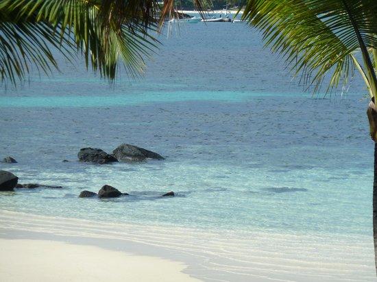 Shandrani Beachcomber Resort & Spa All Inclusive : La plage