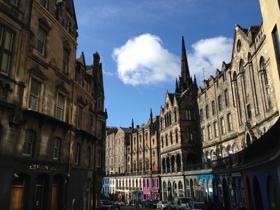 23 Mayfield: Streets of Edinburgh