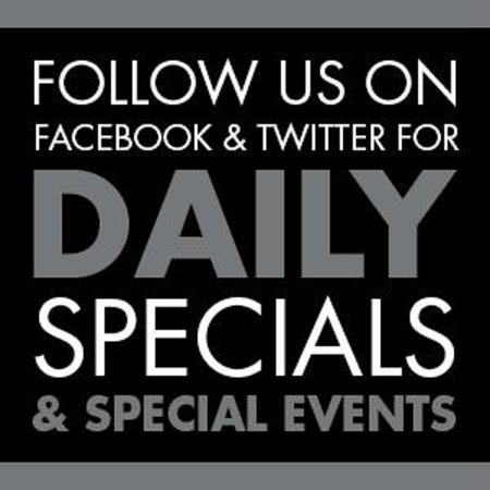 Boulevard Restaurant & Lounge : Daily Specials!!