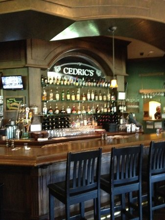 Cedric's Tavern - Biltmore Estate: Cedric's Tavern