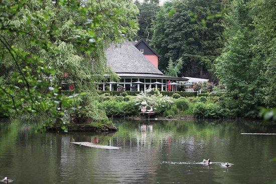 Hotel Restaurant Gerold: Парк в пешей доступности от отеля